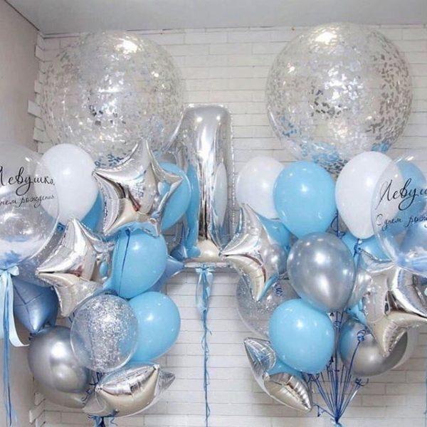 Сет «день рождения мальчика»