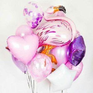 Букет «Фламинго»