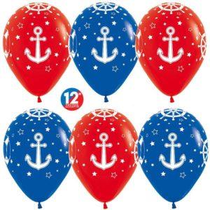 Шары «Для моряка» 35 см
