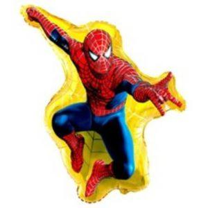 Фигура из фольги «Человек паук» 81 см