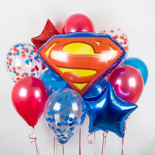 Букет «Супермен»