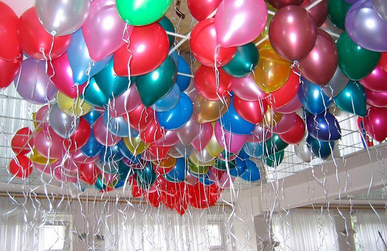 Особенности воздушных шаров