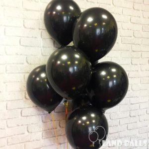 Шары «Черные» 35 см