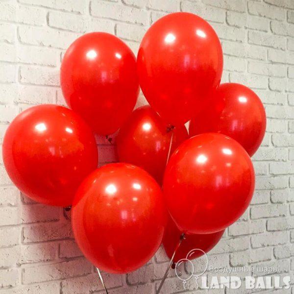 Шары «Красные» 35 см
