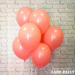 Шары «Нежно-Розовые» 35 см