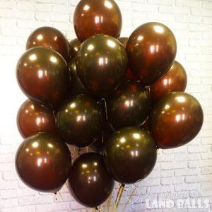 Шары «Шоколадные» 35 см