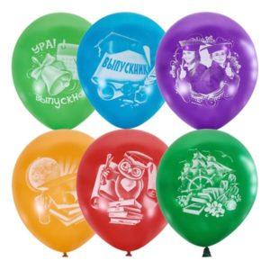 Воздушные шары «Выпускник»